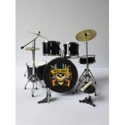 Guns & Roses Miniature Drum kit #2