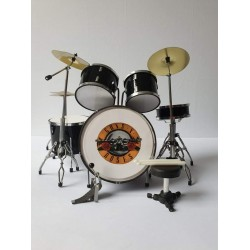 Guns & Roses Miniature Drum kit