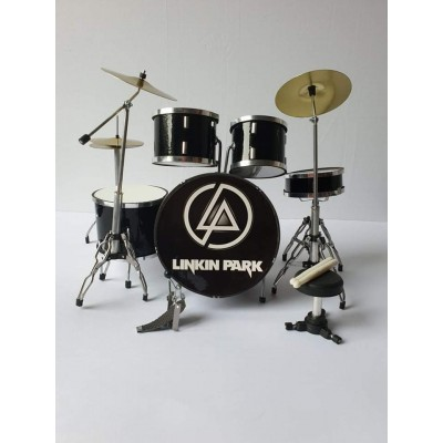 Linkin Park Miniature Drum kit