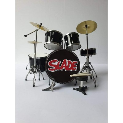 Slade Miniature Drum kit