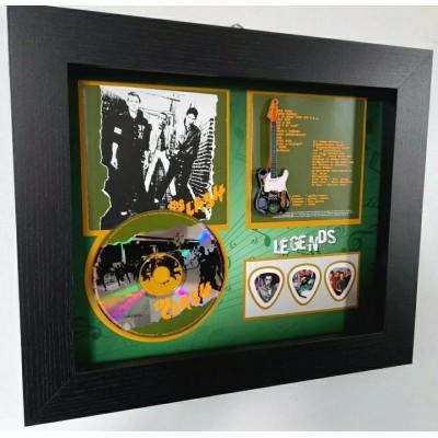 The Clash CD, Sleeve, Guitar and triple plec set
