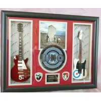 The Who Whose Next Double Mini Guitar, CD & Plectrum Presentation