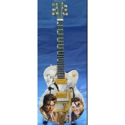 Billy Fury Tribute Miniature Guitar Exclusive