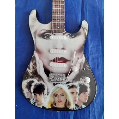 Blondie Tribute Miniature Guitar Exclusive