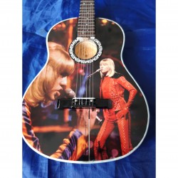 Brian Connolly The Sweet Tribute Miniature Guitar Exclusive