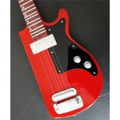 "Buzzcocks Pete Shelley 10"" Tribute Miniature Guitar Exclusive"