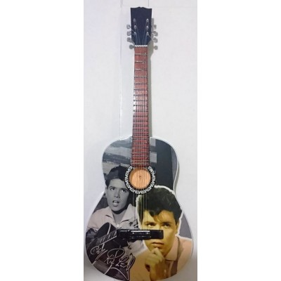 Cliff Richard Tribute Miniature Guitar Exclusive
