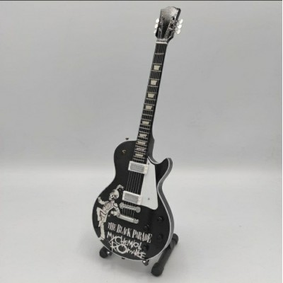 My Chemical Romance Tribute Miniature Guitar Exclusive
