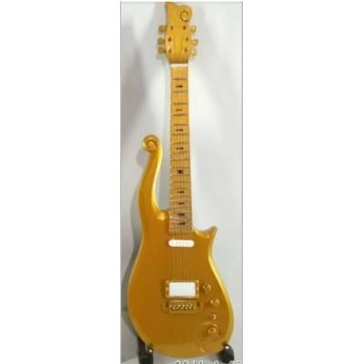 Prince Gold Cloud Tribute Miniature Guitar Exclusive