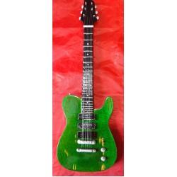 Francis Rossi Status Quo Tribute Miniature Guitar Exclusive