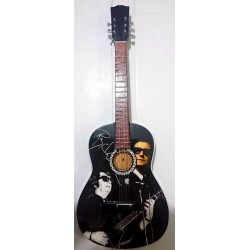 Roy Orbison Tribute Miniature Guitar Exclusive