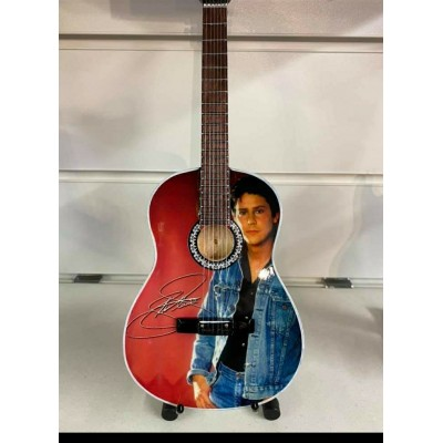 Shakin Stevens Tribute Miniature Guitar Exclusive