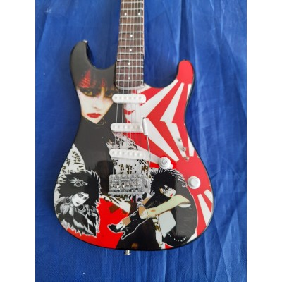 Siouxsie & The Banshees Tribute Miniature Guitar Exclusive