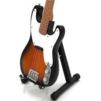 Sting The Police Tribute Miniature Guitar Exclusive