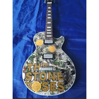 Stone Roses Tribute Miniature Guitar Exclusive