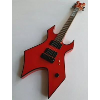 Slipknot Mick Thomson Tribute Miniature Guitar