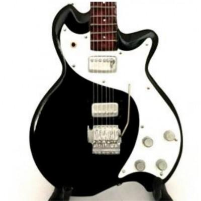 Richie Sambora Bon Jovi Tribute Miniature Guitar