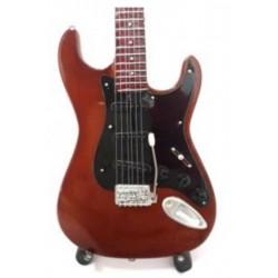 Chris Rea Tribute Miniature Guitar