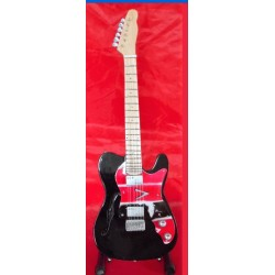 Coldplay Chris Martin Tribute Miniature Guitar