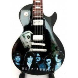 Deep Purple Tribute Miniature Guitar