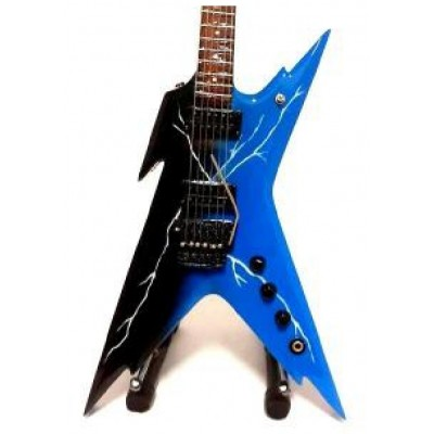 Dimebag Darrell Tribute Miniature Guitar
