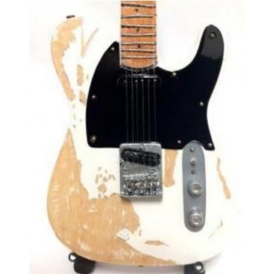 Jeff Beck Tribute Miniature Guitar