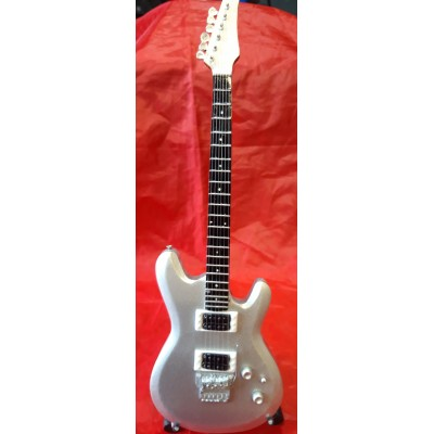 Joe Satriani Tribute Miniature Guitar