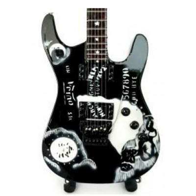 Metallica Tribute Miniature Guitar #3