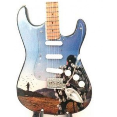 Pink Floyd Delicate Sound Tribute Miniature Guitar