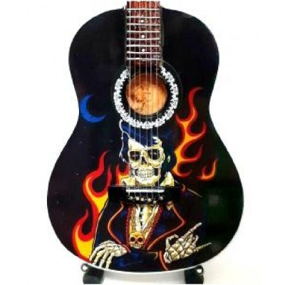 Rockabilly Tribute Miniature Guitar