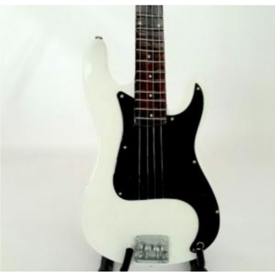 Sid Vicious Bass Tribute Miniature Guitar