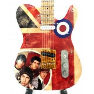 The Who Tribute Miniature Guitar