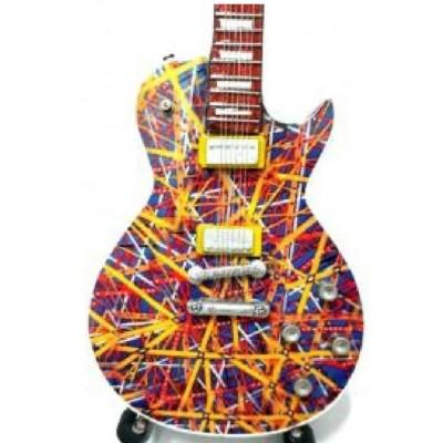Greta Van Fleet Tribute Miniature Guitar