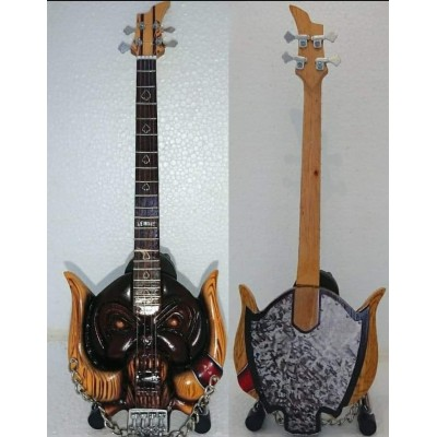 "Motorhead warpig 10"" super world exclusive limited edition tribute guitar"