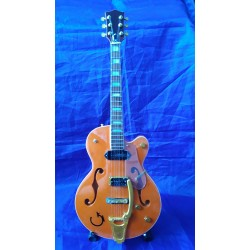 "Eddie Cochran 10"" Miniature Tribute Guitar"