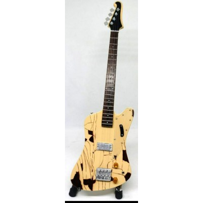 "Overend Watts Thunderbird 10"" Miniature Tribute Bass Guitar"