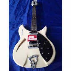 "Paul Weller The Total Look 10"" Miniature Tribute Guitar"
