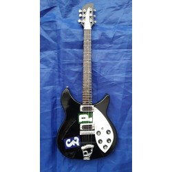 "Paul Weller £ 10"" Miniature Tribute Guitar"