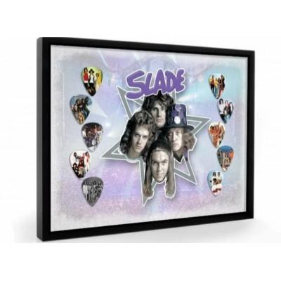 Slade Tribute Plectrum Display